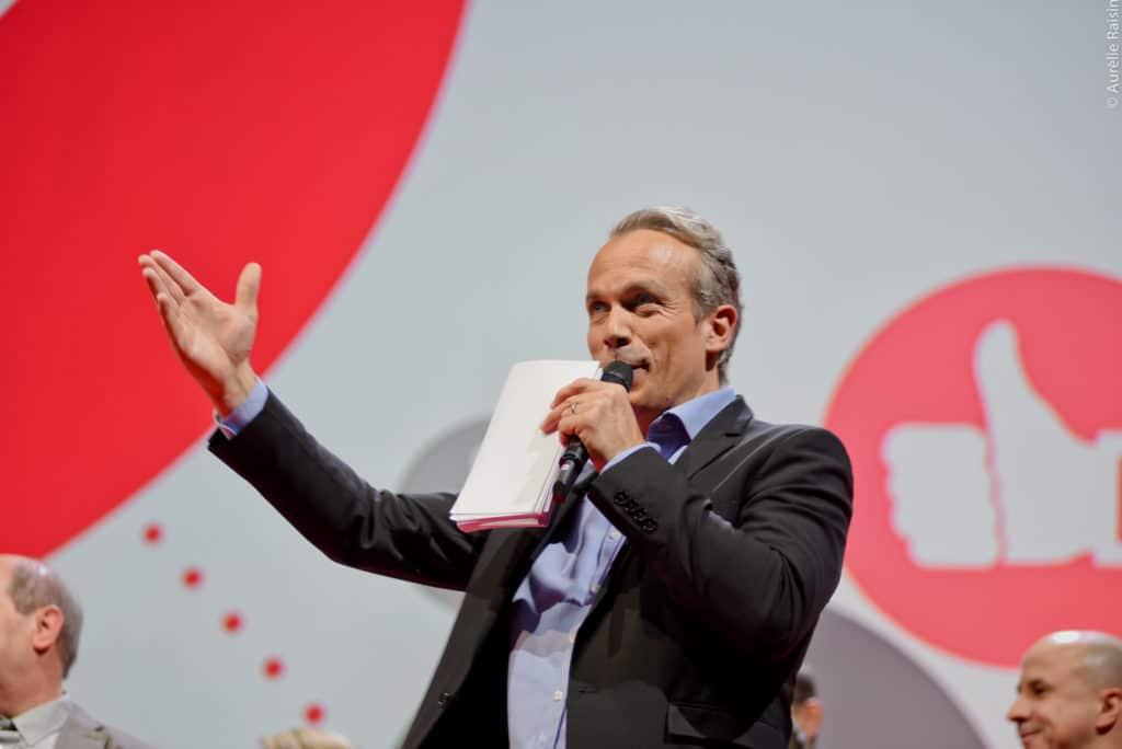Alexandre Schabel, Journaliste Animateur