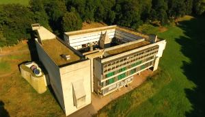 Couvent de La Tourette Le Corbusier